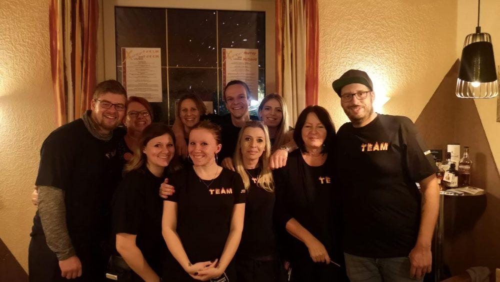 Das Xaver-Team